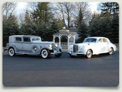 2 of our VINTAGE Vehicles
