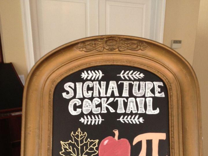 Tmx 1403546506842 Cocktail Sign Stow wedding venue