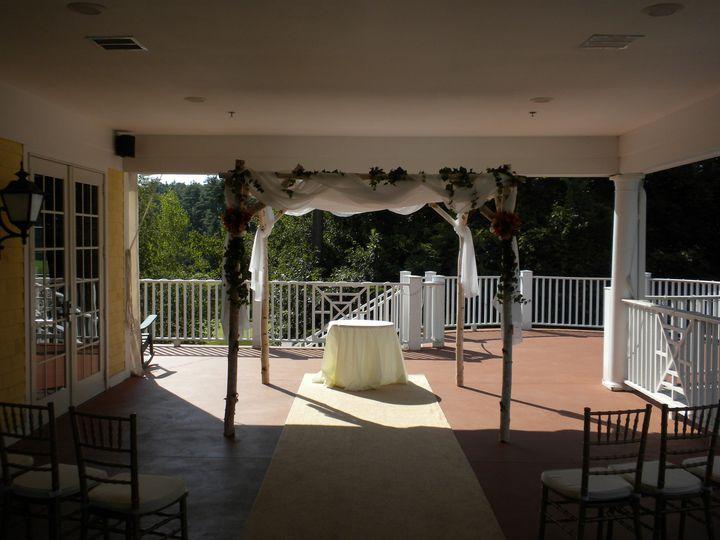Tmx 1404855288563 Weddingarch Stow wedding venue