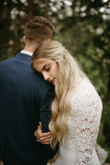 Big Cotton wood canyon wedding