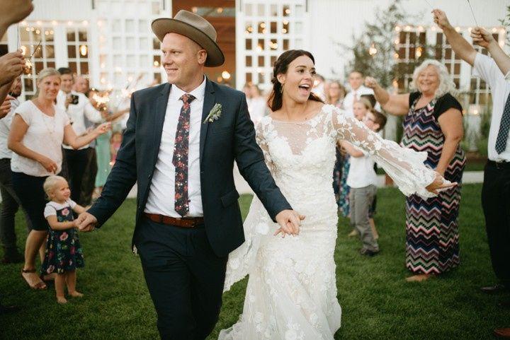 The White Shanty Wedding