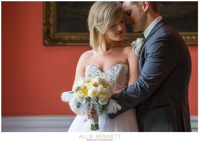 Allie Bennett Wedding Photographer