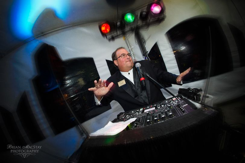Emcee/DJ Mark Welch