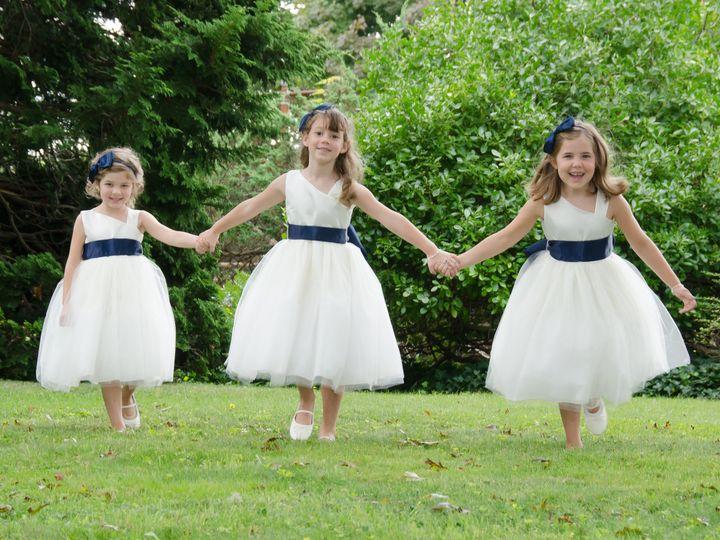 Tmx 1376932946459 Flowergirls Mashpee wedding dress