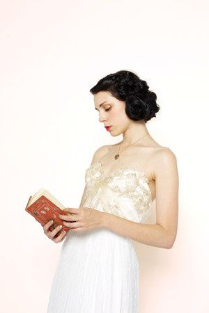 Tmx 1426366044215 Clairelafayeeditorial15yellow Mashpee wedding dress