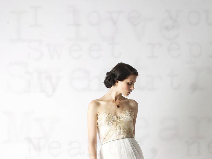 Tmx 1426366047771 Clairelafayeeditorial10 Mashpee wedding dress