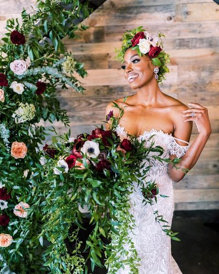 Styled shoot at The West