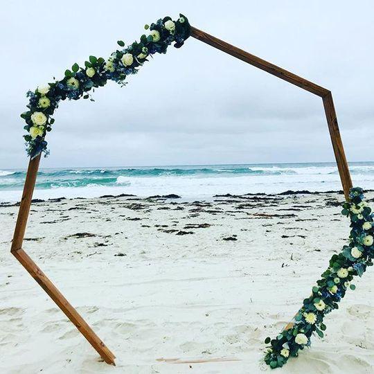 Wedding arch 9/2018