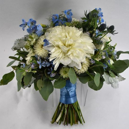 Wedding bouquet 9/18