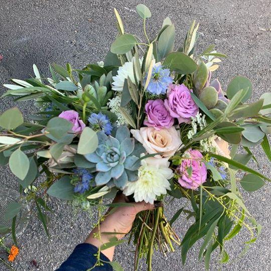 Wedding Bouquet 10/18