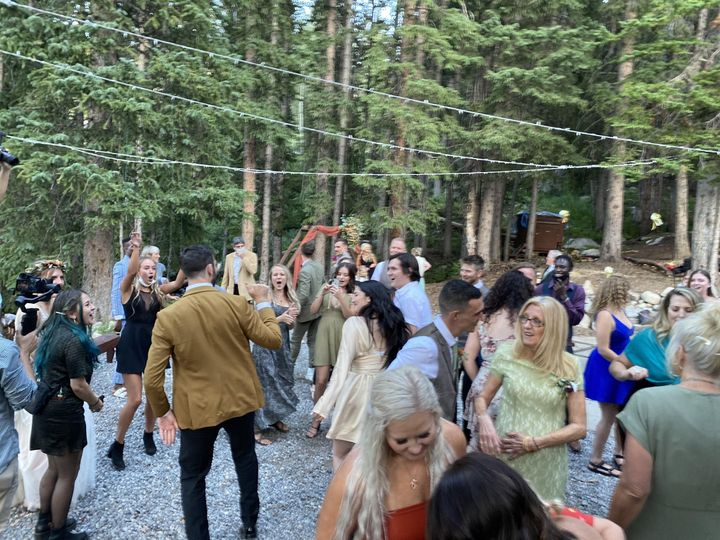 Wasatch MTN Club Wedding