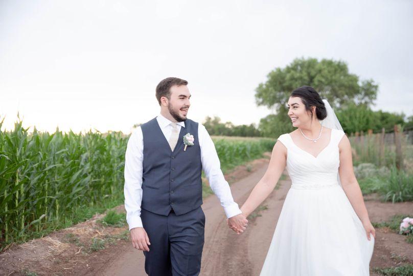 NM Farm Wedding