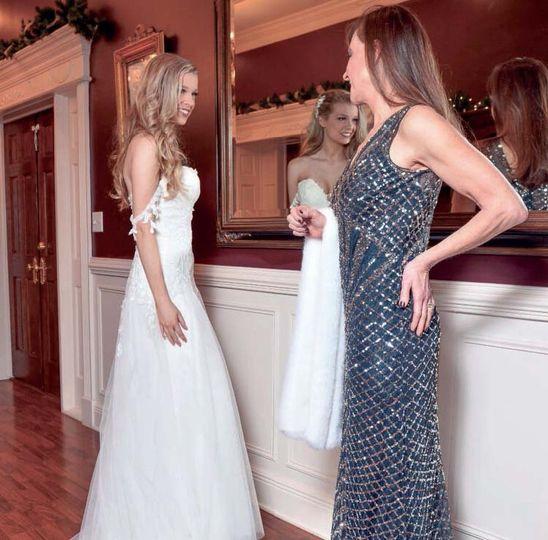 Classic wedding elegance