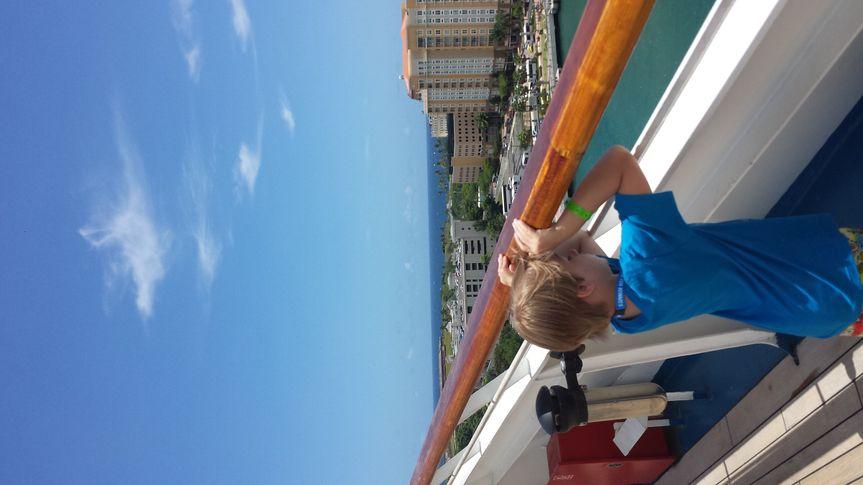Destination Cruise!
