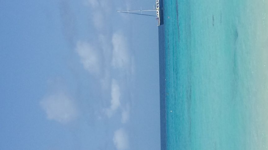 Beautiful beaches in Grand Turk