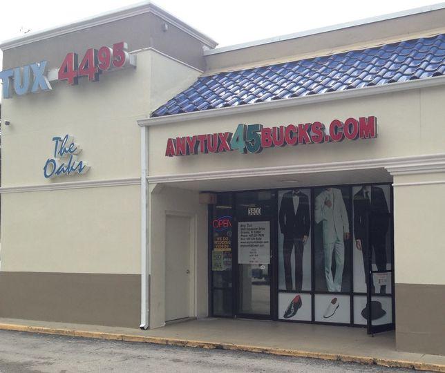 Store facade