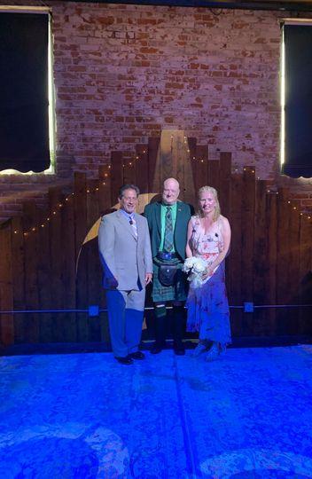 Irish Kilt for an Irish Couple