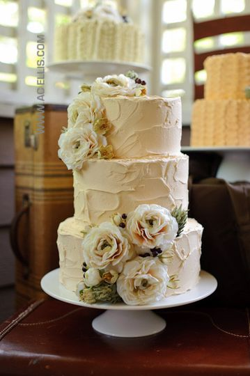 The Cake Lady Bakery Wedding Cake Sioux Falls Sd