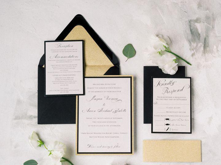 Tmx Dsc 5032 51 599129 V2 Pelham, NH wedding invitation