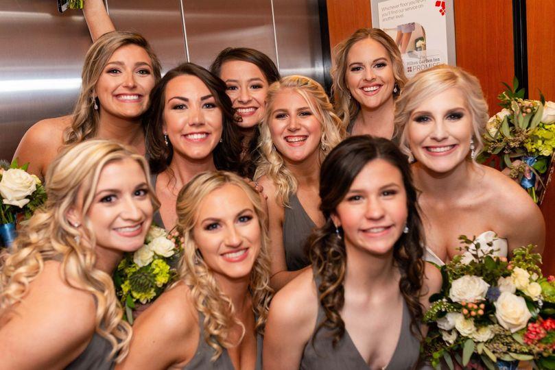 Nashville Bridesmaid