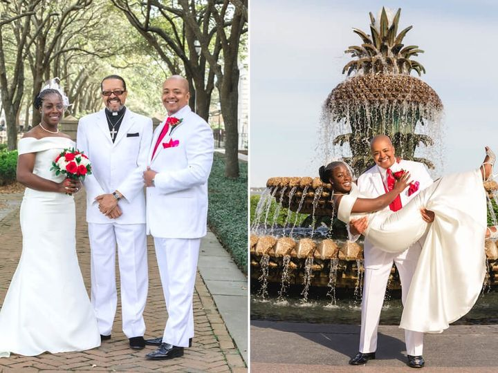 Tmx Venues For Small Wedding In Charleston Photographer For Micro Wedding In Pineapple Fountain 2 51 930229 159184524992563 Charleston, SC wedding photography