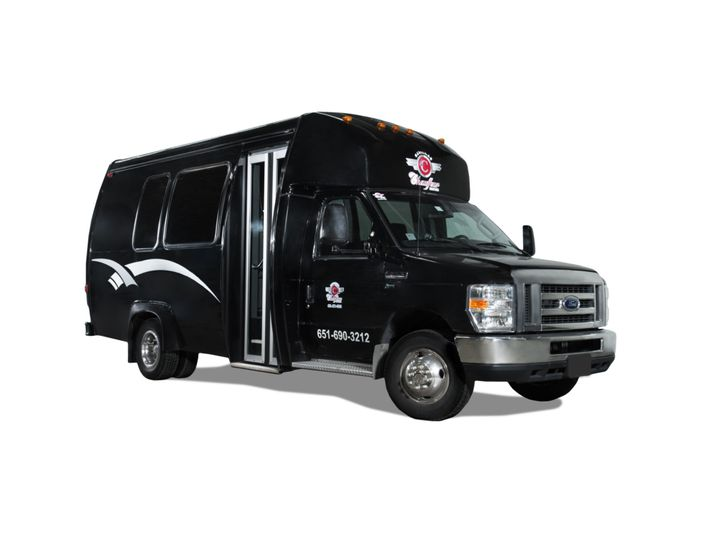 Tmx 13 Pax Outside 51 40229 1573669463 Burnsville, MN wedding transportation