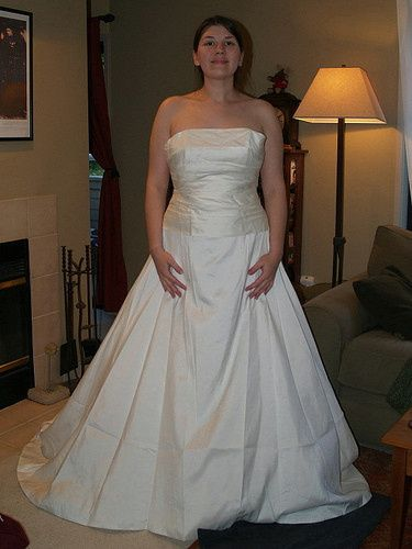 Tmx 1465694530684 1538605566d05d74ec59 Portland wedding dress