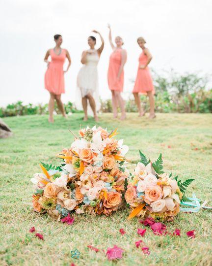 Flowers Mauna Kea Hotel