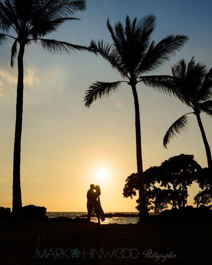 Sunset Waikoloa