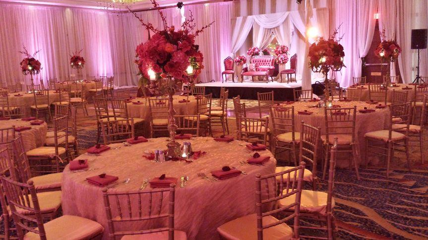 Long beach marriott wedding