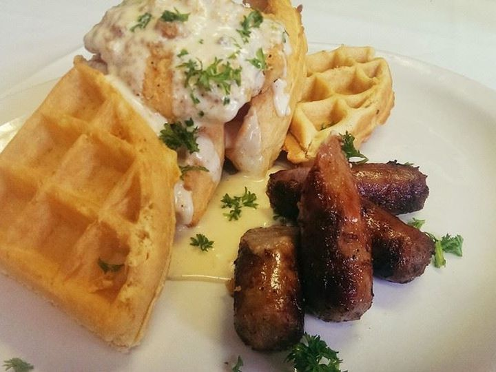 Tmx 1426650578824 Chicken And Waffles Woodinville, WA wedding catering