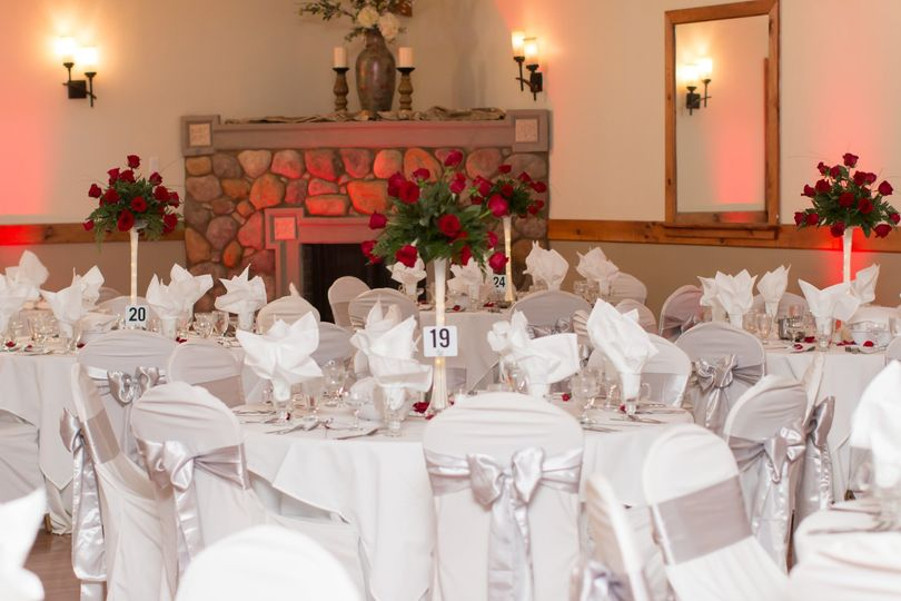 Banquet hall design