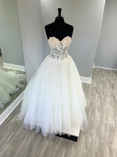 Ballgown in size 4/6