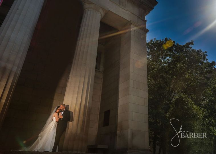 Cincinnati wedding photographers - Sherri Barber photography