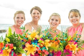 Totally Tropical Weddings