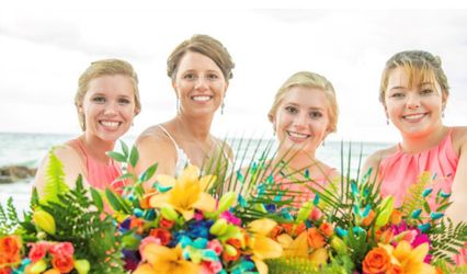 Totally Tropical Weddings 1