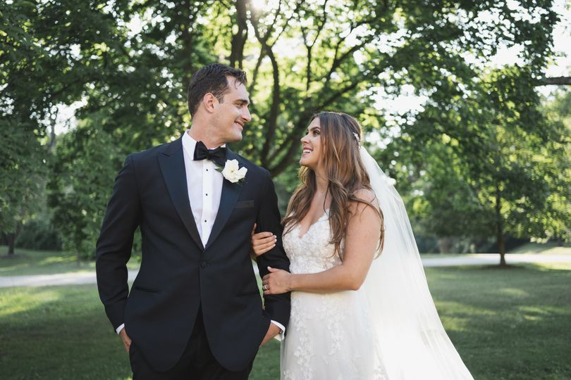 Just married in Birmingham, MI