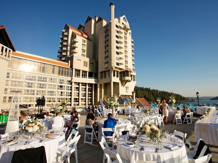 Tmx Reception Terrace Dinner Tables Facing Resort 51 105229 158646948273223 Coeur D Alene, ID wedding venue