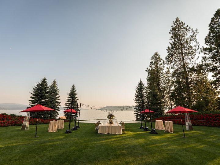 Tmx Resort Garden Dinner August 2017 3 51 105229 158646340493334 Coeur D Alene, ID wedding venue