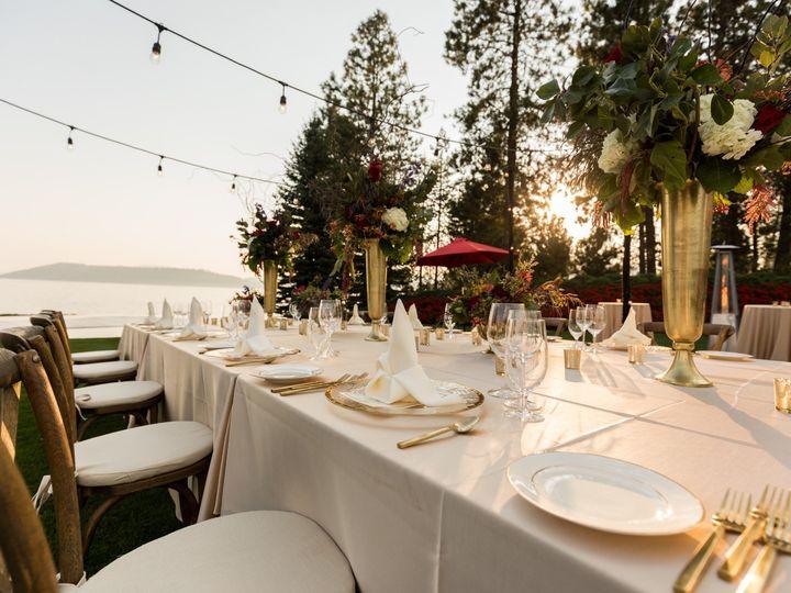 Tmx Resort Garden Dinner August 2017 4 51 105229 158646394582236 Coeur D Alene, ID wedding venue