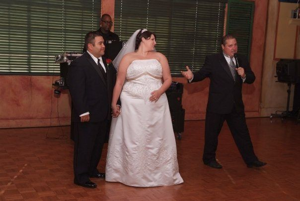Couple With Afterhours Wedding Entertainment