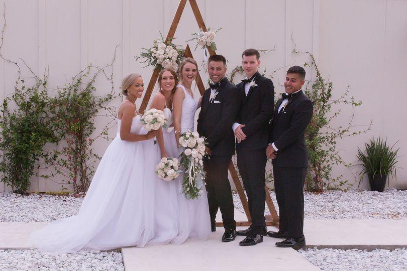 The Edison Bridal Party