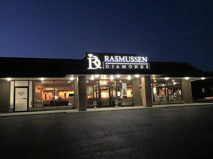Tmx 1443120588535 Rasmussen Signs 2 Racine, Wisconsin wedding jewelry