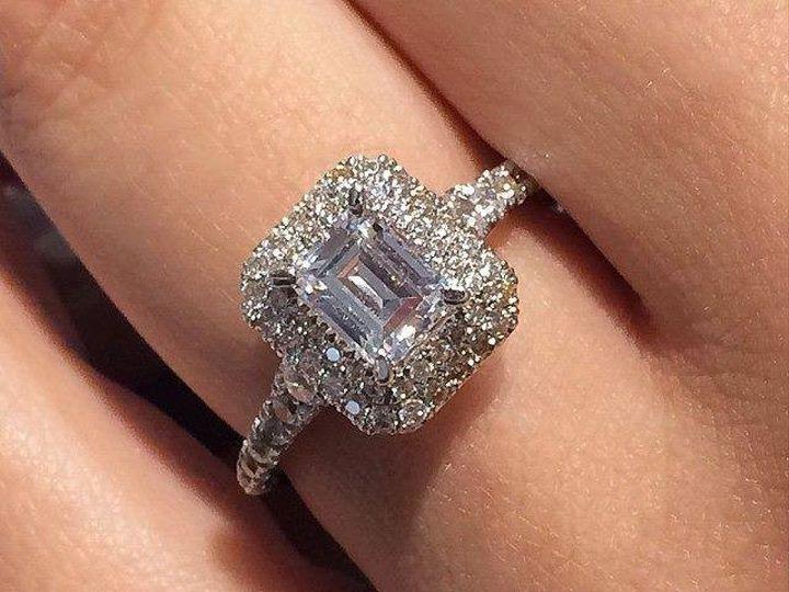 Tmx 1444773323449 Engagement Ring 4 Racine, Wisconsin wedding jewelry