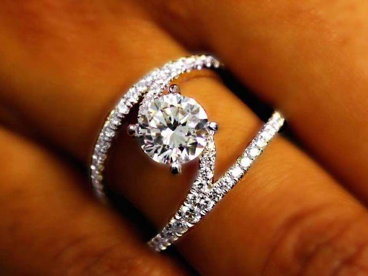 Tmx 1444777438801 Engagement Ring6 Racine, Wisconsin wedding jewelry