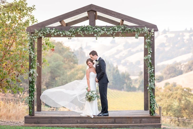 At the arbor | A Tale Ahead Photography