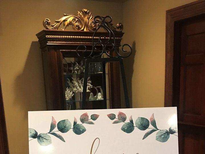 Tmx Welcome Sign 51 1096229 159605064219914 Bronx, NY wedding invitation