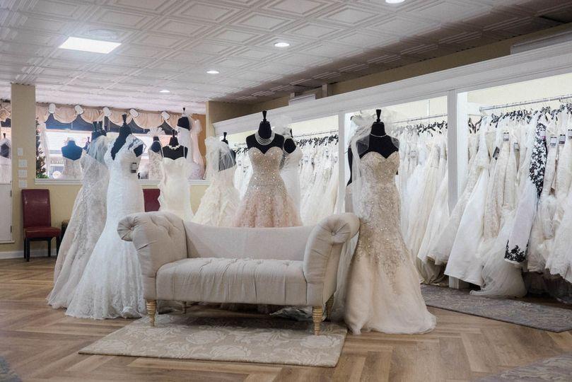 Becker's Bridal Mother Bride Dresses