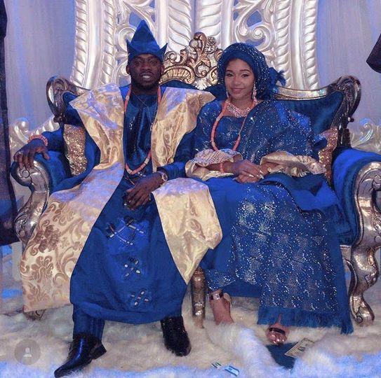 Nigerian couple