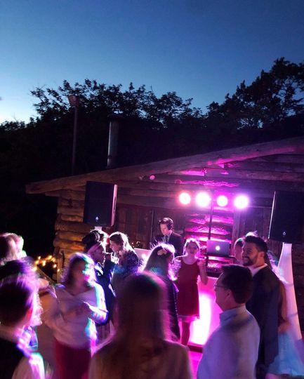 DJ Joe K at Mt. Hope Farm